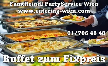 Catering Buffet zum Fixpreis - preiswert & gut - Weihnachtsfeiern
