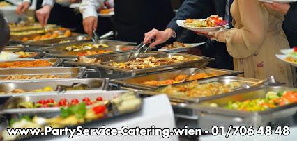 preiswerte Qualität - köstlicher Geschmack - Buffet Catering